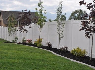 affordable vinyl fencing accessories