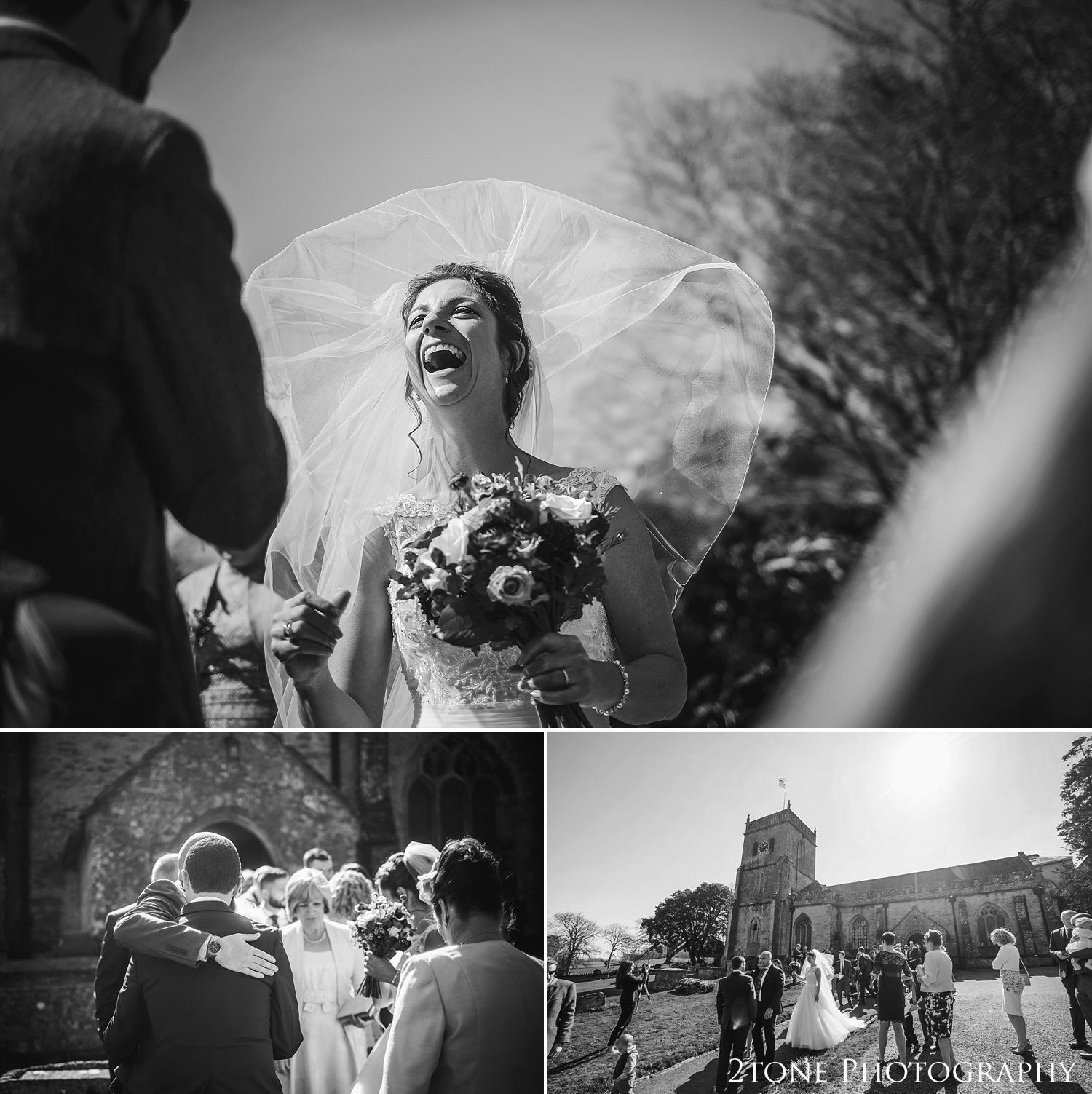 Documentary Wedding Photography In Somerset By 2tonephotographycouk