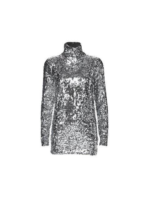 Zio sequin turtleneck - # Q56581001 - By Malene Birger Autumn Winter 2014 - Women's fashion