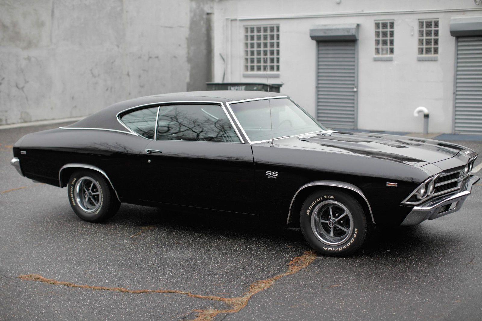 Garage Find 1970 Chevelle Ss 396 350 Horsepower 1 Owner