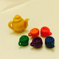 Polymer Clay Mini Tea Set