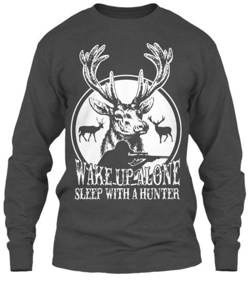 Limited Edition Sleep With A Hunter Tee   Teespring