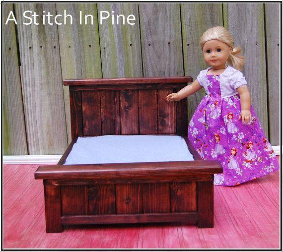Custom 18 inch  Doll Ag American Girl Farmhouse by AStitchnPine