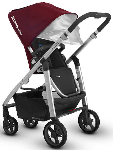 The Uppababy Cruz 2017 Stroller Gregory Is A Head Turner It Is A