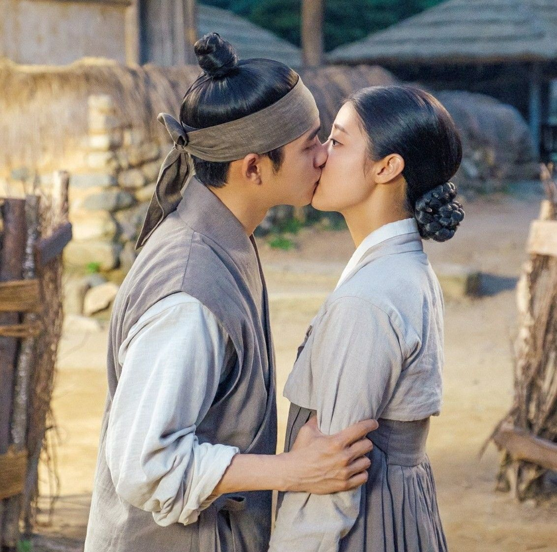 100 Days My Prince Dengan Gambar Selebritas Pasangan Exo