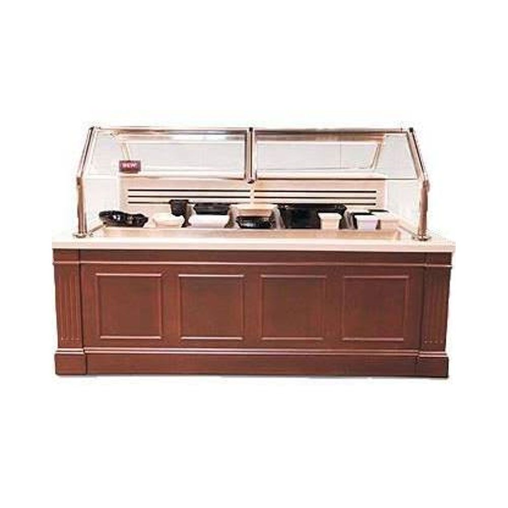 60 x 96 x 65 inch Cold Air Buffet Double Sided