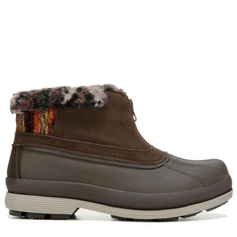Women's Lumi Ankle Zip Medium/Wide/X-Wide Winter Boot