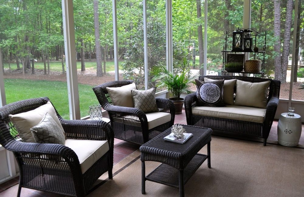 3 Incredible Cool Ideas Black Wicker Spaces Painted Wicker Cleanses Wicker Fashion New York Porch Furniture Layout Porch Furniture Screened In Porch Furniture #wicker #living #room #set