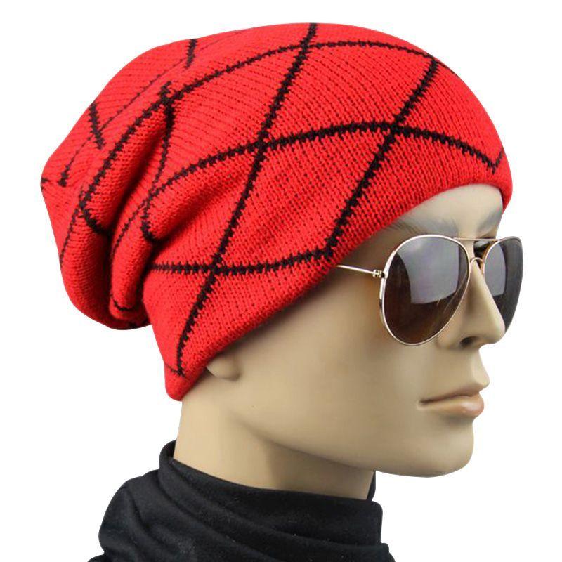 e2e8399f BONJEAN Autumn/Winter Bonnet Hats For Men and Women Beanie Stocking ...