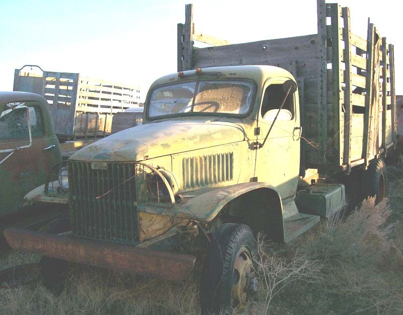 1942 Chevrolet G506 WWII Military 4X4 1 1/2 Ton Truck For Sale ...