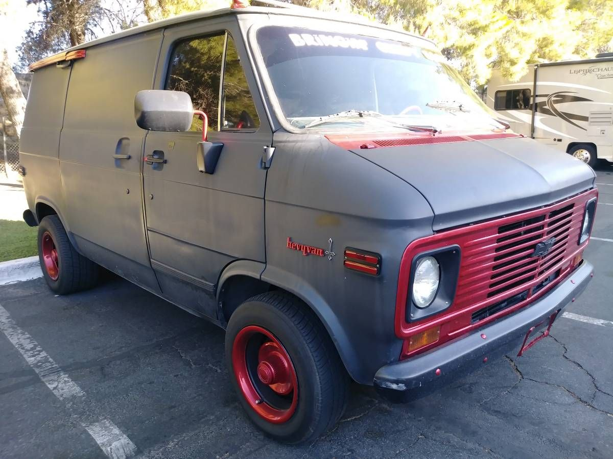 1974 Chevy G10 Shorty Van cars & trucks by owner