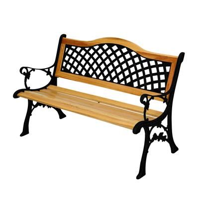 The Home Depot Patio   Weave Patio Bench   34068   Home Depot Canada