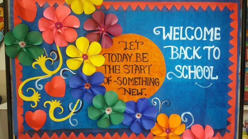 70 Back-to-School Bulletin Board Ideas from Creative ...
