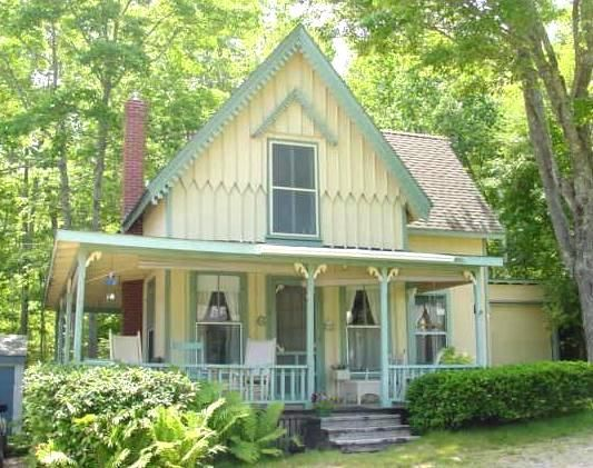 Bayside Cottage Rentals Specializes In Weekly Maine Vacation Rentals In The Historic Seaside Community Of Bayside Maine We Have 30 Victorian Rental