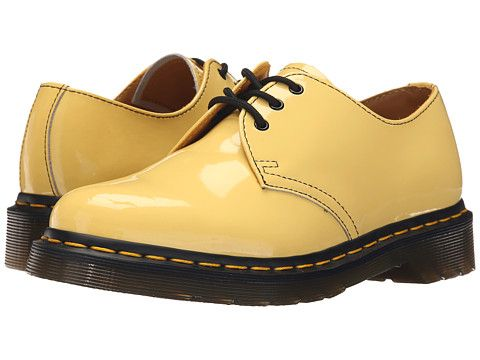 Dr Martens 1461 3 Eye Gibson Modesens Patent Leather Shoes Mens Patent Leather Shoes Slip Resistant Shoes