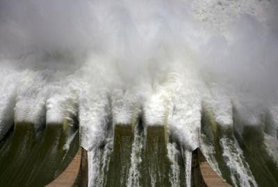 Naturaleza y Voluntariado Ambiental: El caudal de los ríos en España se reduce un 20 % ...