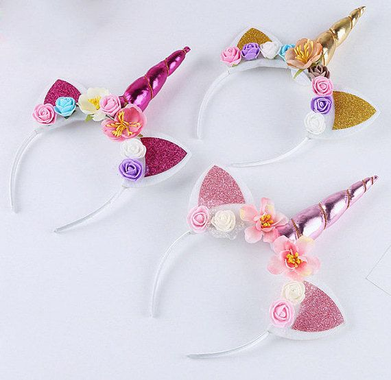Unicorn Headband 34451a351d1