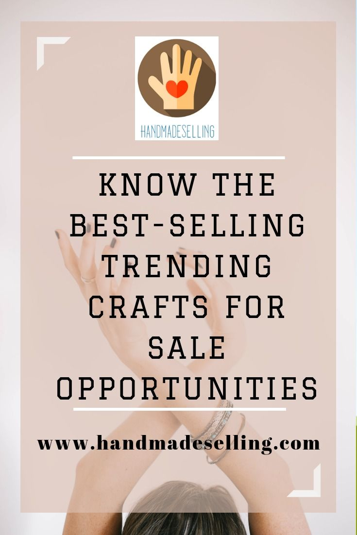 Know the Best-selling Trending Crafts for Sale Opportunities #craftsaleitems