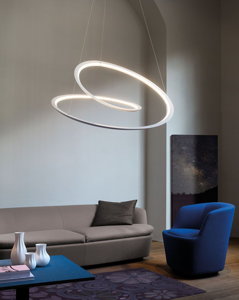 Light Design Arihiro Miyake Creates A Sculptural Mobius Strip