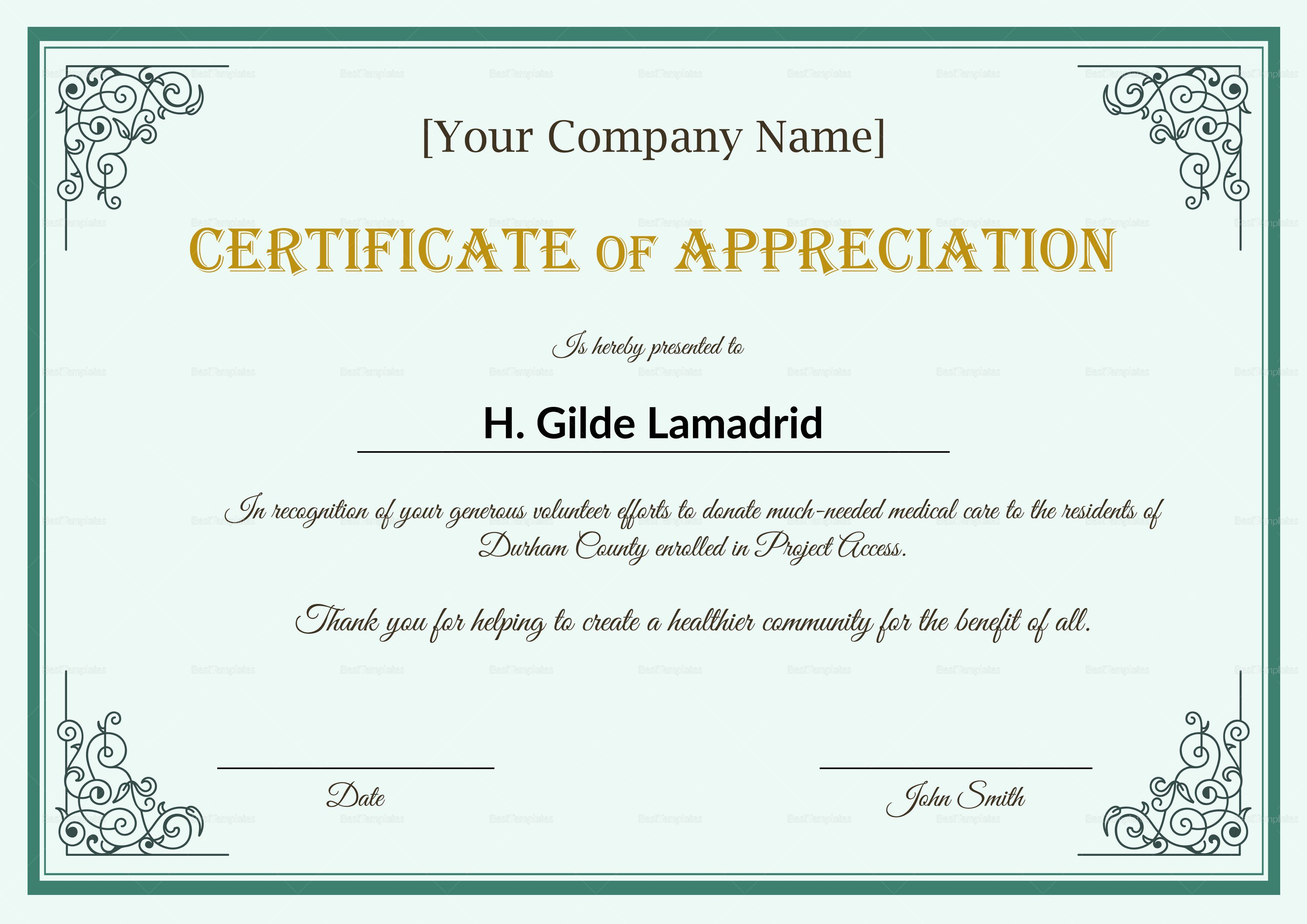 Employee Of The Day Certificate Inspirational Pany