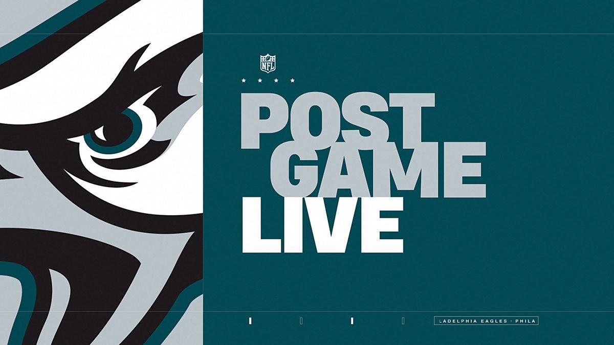 NBC POST GAME LIVE on Behance imagens)