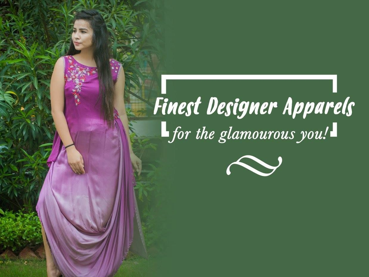 Finest Designer Apparels For The Glamourous You Address ABC 2 103