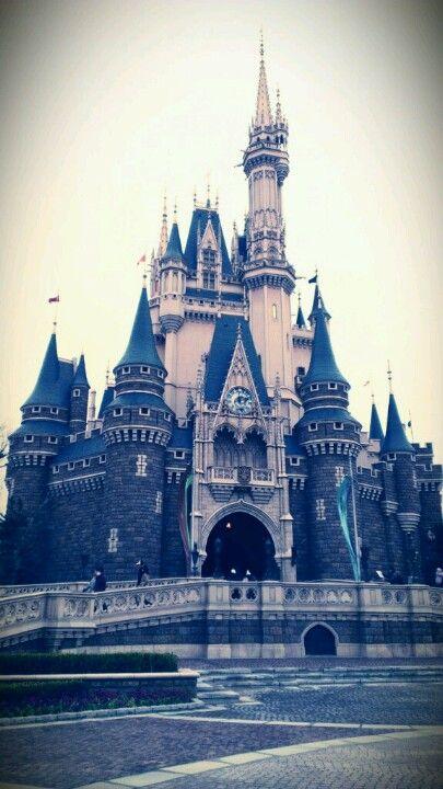Cinderella Castle at TDL