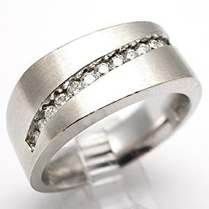 Male Weddingrings Are Usually More Expensive Compared To A Female