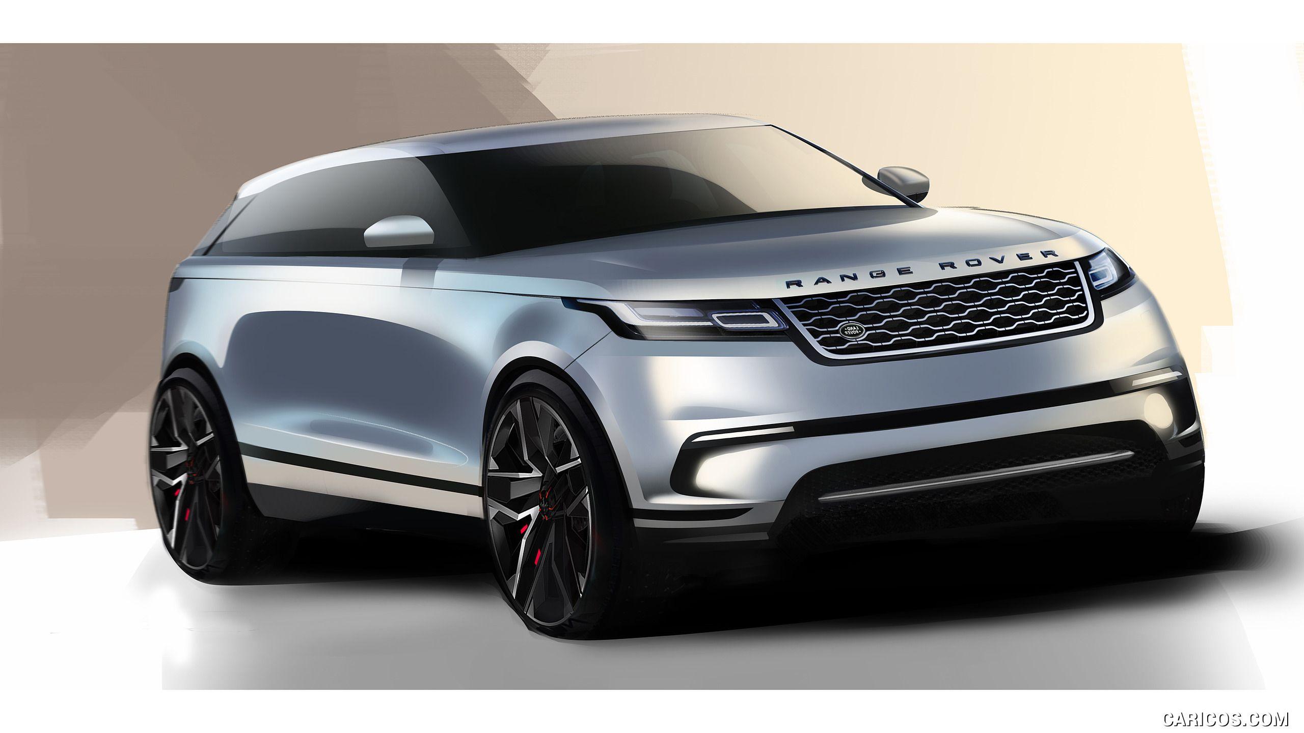 2018 Range Rover Velar Wallpaper 운송수단 디자인, 자동차, 디자인