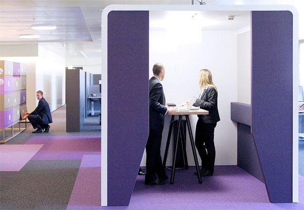 LO Mindports – modular thinking cells   Architecture at Stylepark