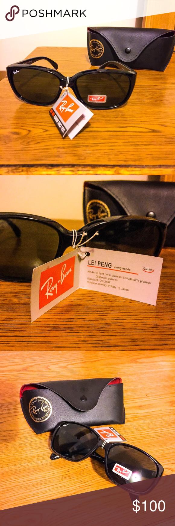 7edda859cf ☀️NWT! Ray Ban Lei Peng Sunglasses!☀ Brand new designer Ray Ban ...