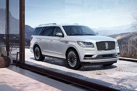Revealed The All New 2018 Lincoln Navigator The Lincoln Motor