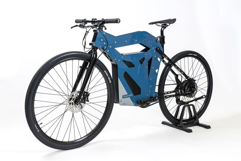 Raker And Trayser The Electric Bike Made In England Electric