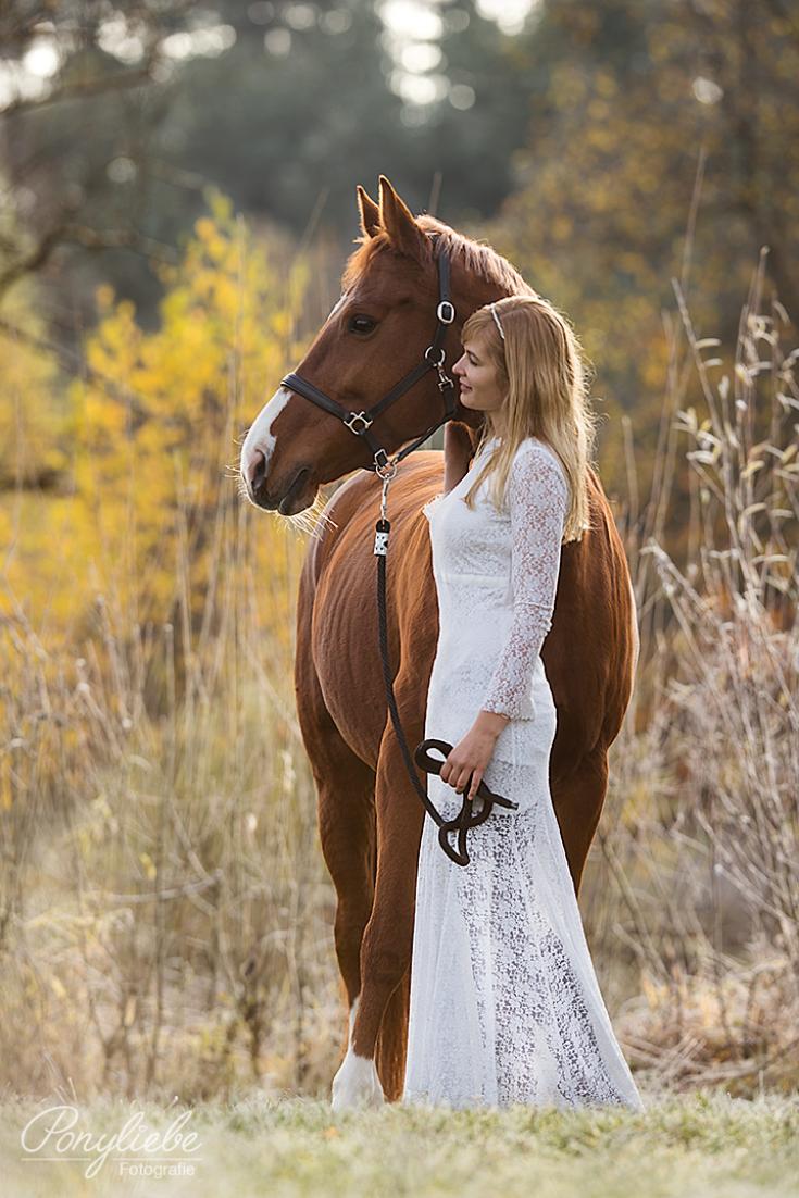 Portraitfotografie Pferd und Mensch by Ponyliebe