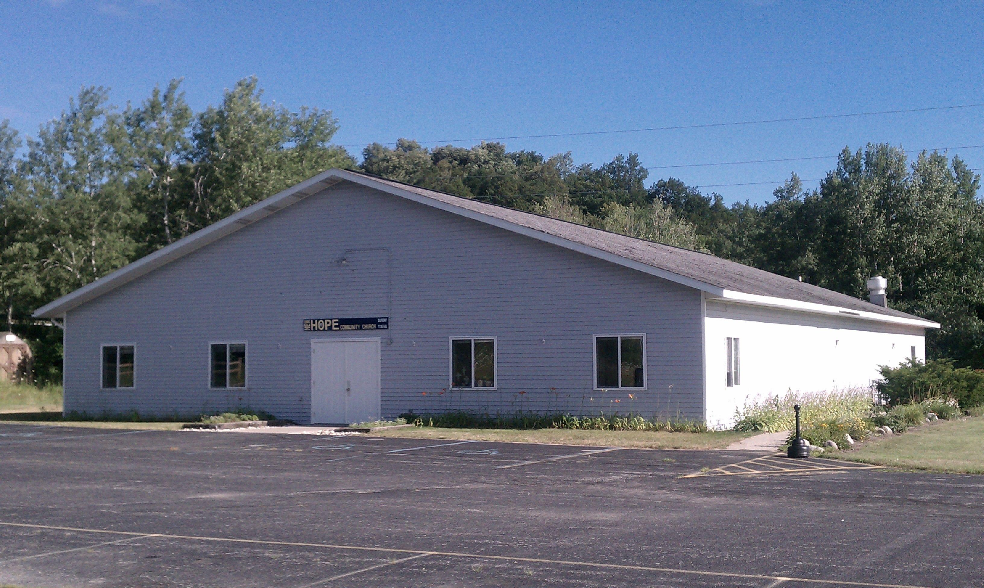 New Hope Community Church - Shelby