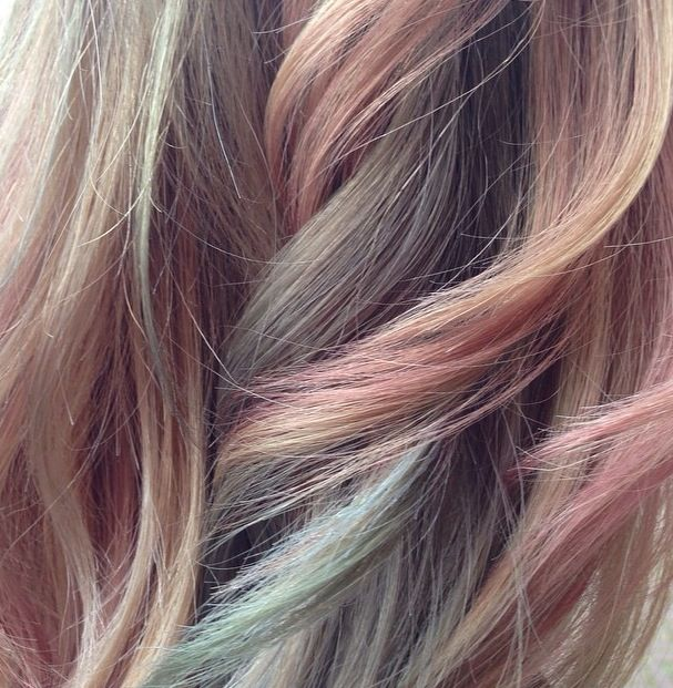 You Can Now Get Instagram-Inspired Hair Color f8f881fc8b