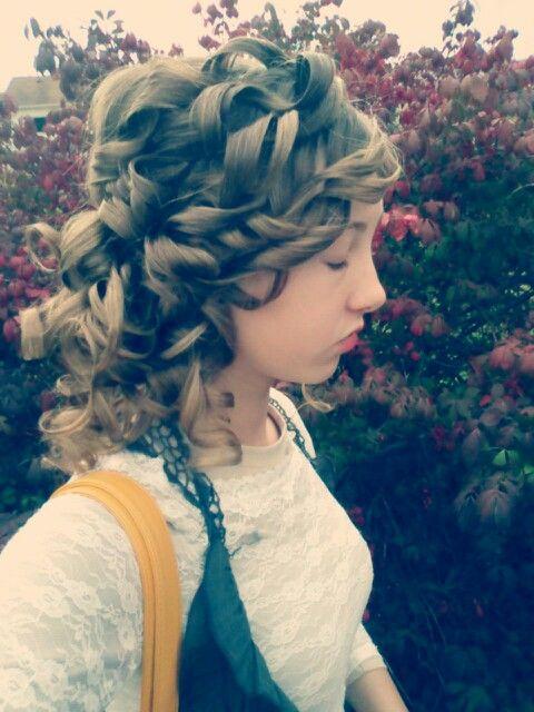 hair sunday night #apostolichair#curlyhair