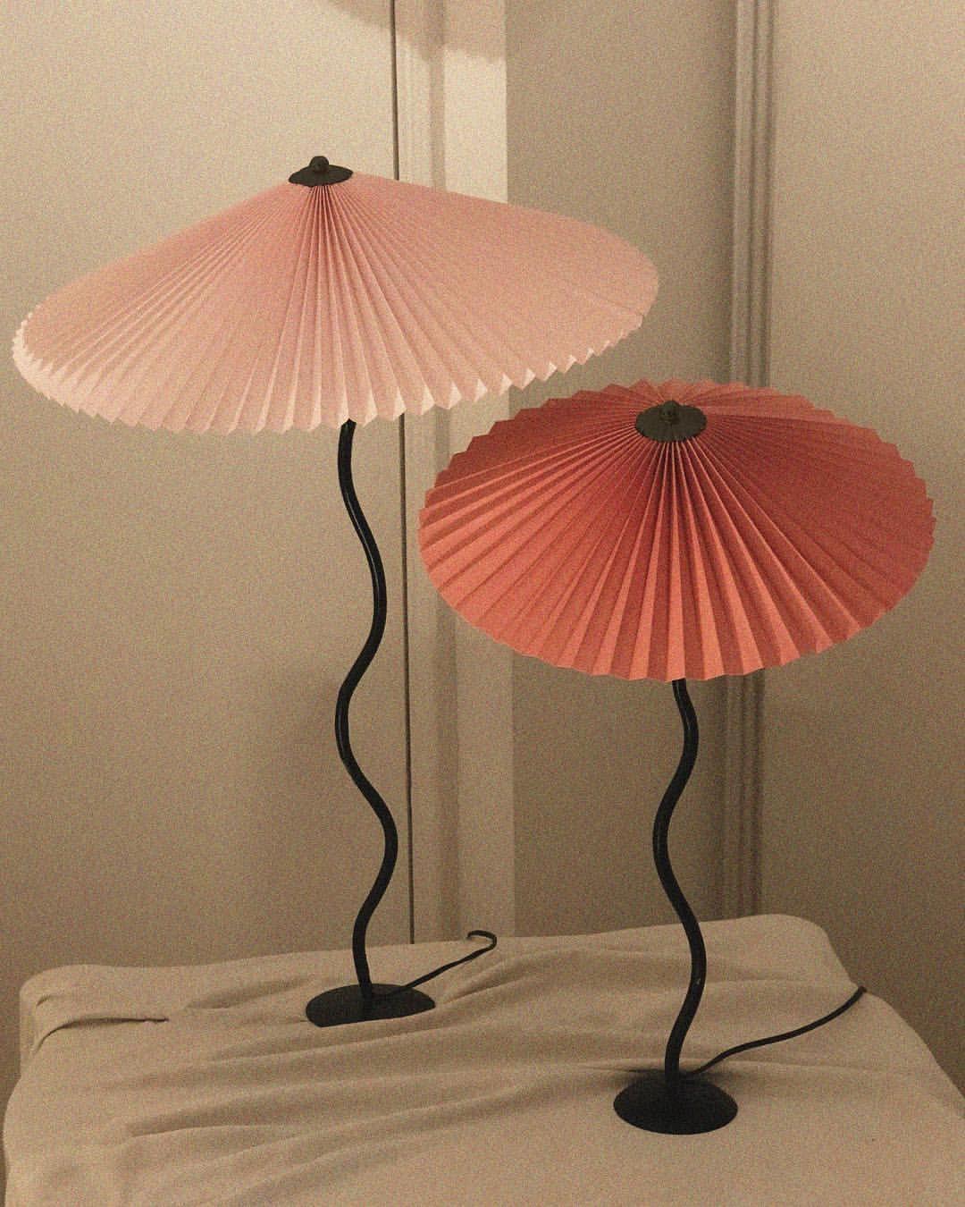 lamp shades CRESCENTs Native