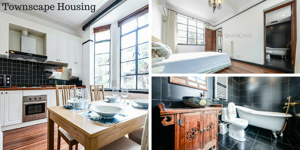 2 Bedroom Apartment in Shanghai for rent 19K Townscape