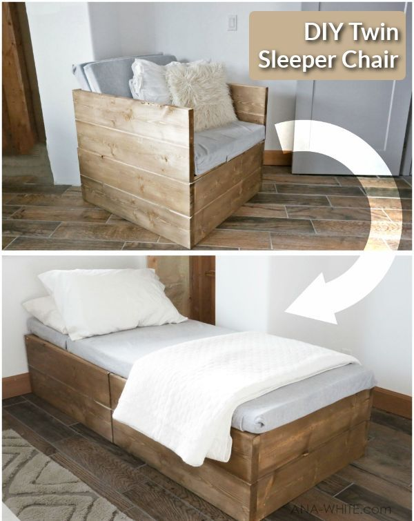Photo of Twin Sleeper Chair