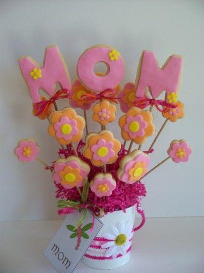 Manualidades para dia de la madre bouquet pinterest - Regalos para mama manualidades ...