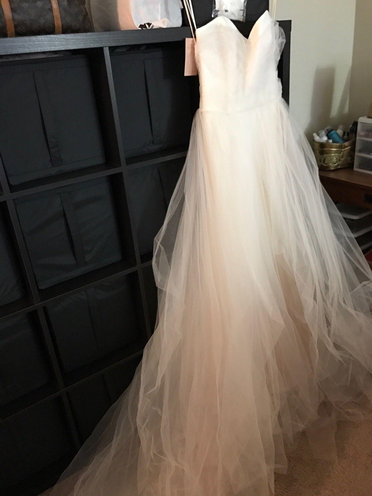 Hayley Paige Bella/Candi Wedding Dress | Ill Advised Dreaming