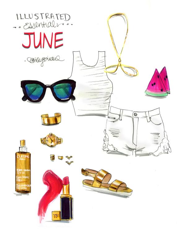 Illustrated Essentials June