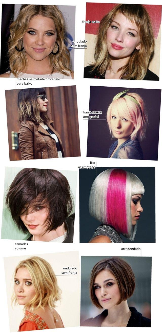 Oh, fashion!: make/hair/unhas/beauty