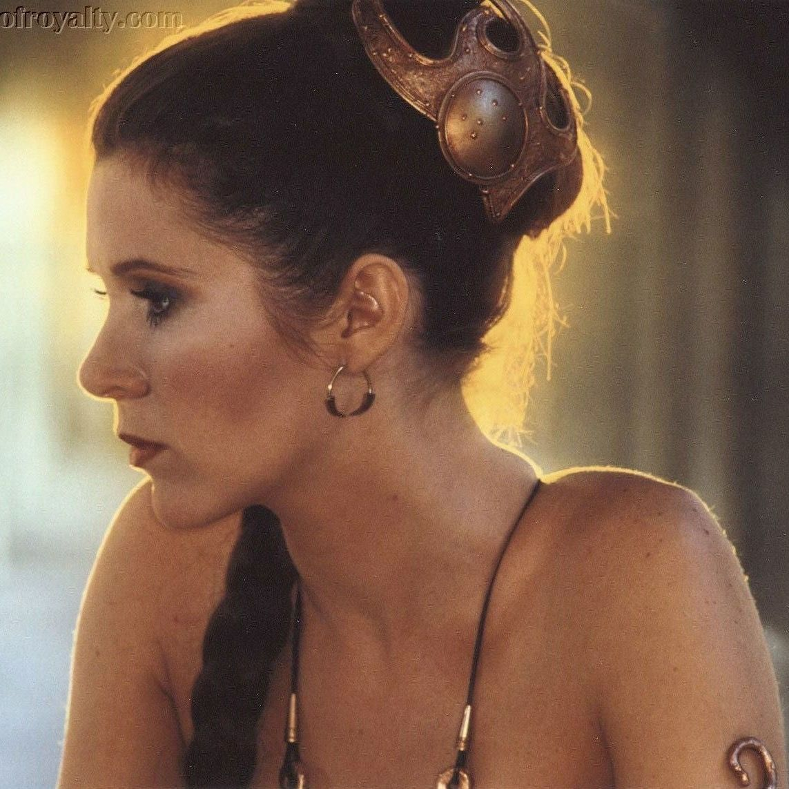 Carrie fisher star wars — pic 10