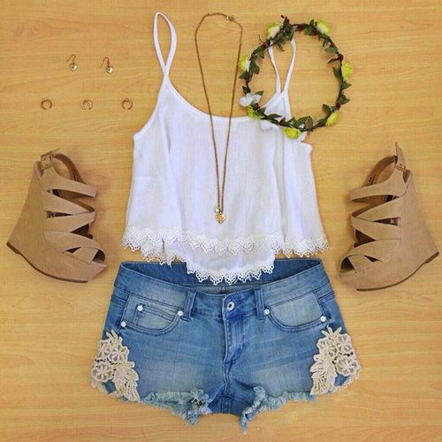 summer clothes for teenage girls tumblr - Google Search ...