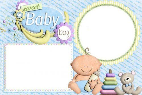 Our Sweet Baby Baby Boy Photo Frame Png Free Download Baby Photo Frames Baby Boy Photos Free Photo Frames