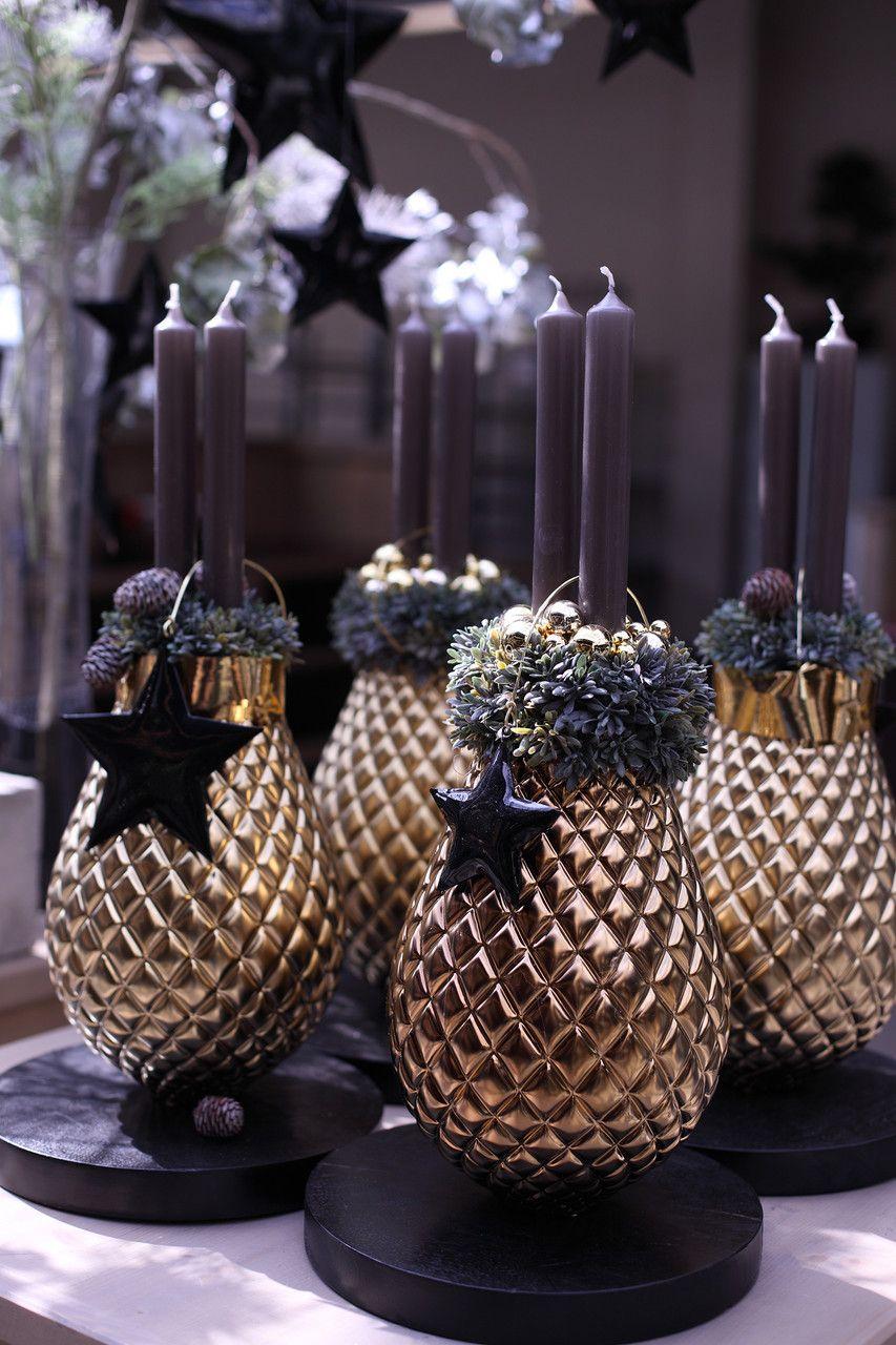 weihnachtliche gesteckideen von meister floristin jennifer. Black Bedroom Furniture Sets. Home Design Ideas