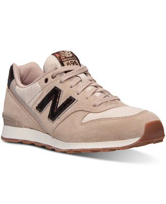 New Balance Women S 696 Capsule Casual Sneakers From Finish Line Finish Line Athletic Shoes Shoes Macy Sneakers Men Fashion Casual Sneakers Sneakers Men