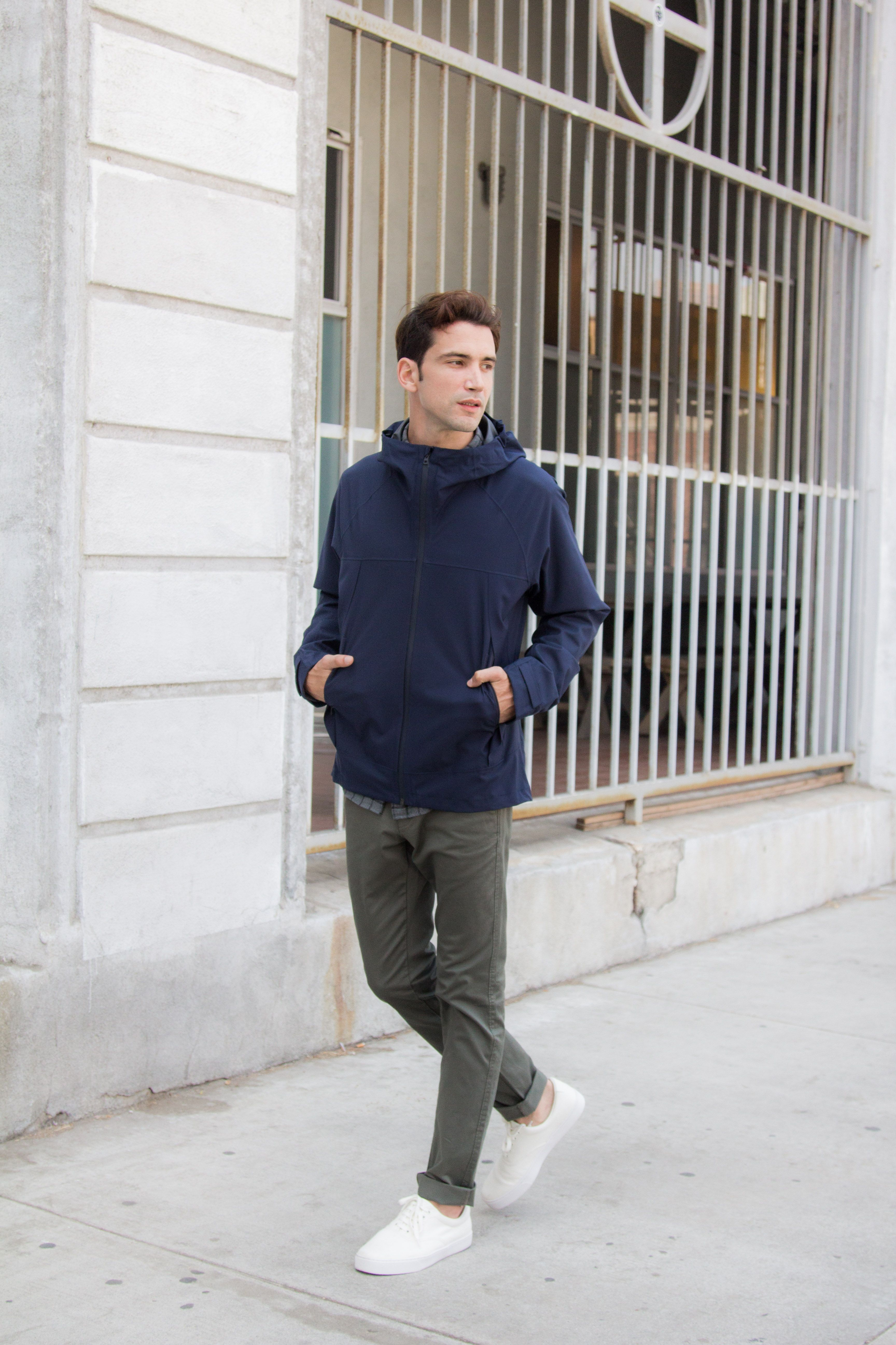 0bbbd508090 Man Fashion · Hoodies · Move naturally with our Men s Blocktech Parka.  http   uniqlo.us